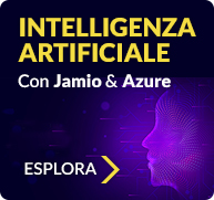 Intelligenza artificiale Jamio Microsoft Azure